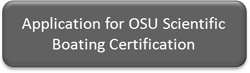 Application for OSU Scientific Boating Certification