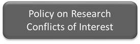 Policy on Research Conflicts of Interest