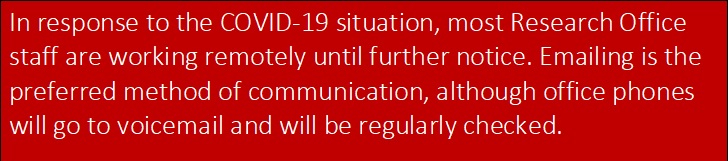COVID Response Info