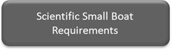 Scientific Small Boat Requirements