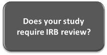 Does your study require IRB review?