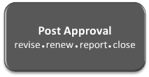 Post approval