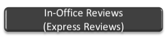 In-Office Reviews Button
