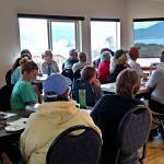 Oregon State University Port Orford Field Station Seminar Room