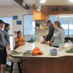 field station kitchen